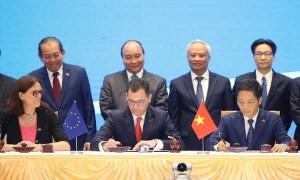 Tổng hợp các FTA của Việt Nam