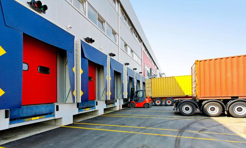 dịch vụ trucking