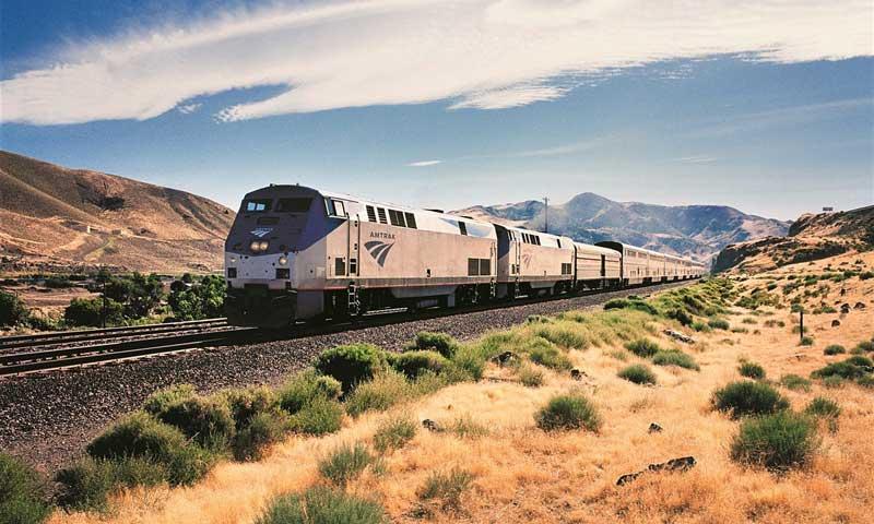 dịch vụ vận tải đường sắt