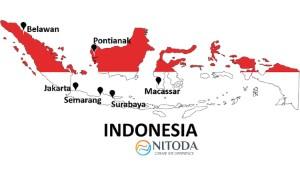 Danh sách cảng biển tại Indonesia