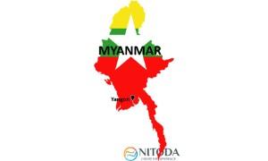 Danh sách các cảng biển tại  Myanmar
