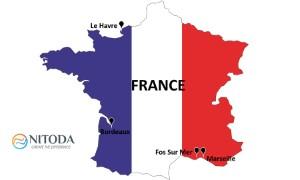 Danh sách các cảng biển Pháp (France)