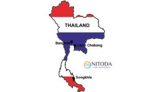 Danh sách các cảng biển tại Thái Lan (Thailand)