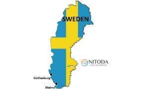 Danh sách các cảng biển tại Thụy Điển (Sweden)