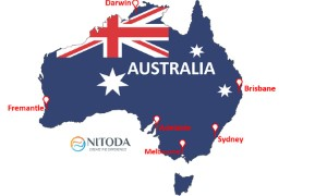 Danh sách các cảng biển tại Úc (Australia)