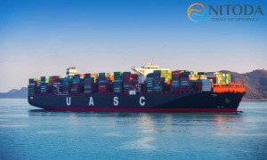 Hãng tàu UASC - United Arab Shipping Company