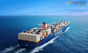 Hãng tàu CSAV - Chilean Shipping Company