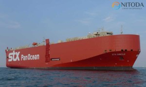Hãng tàu STX Pan - Ocean