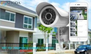 Thủ tục nhập khẩu camera ghi hình, giám sát, quan sát mới nhất 2021